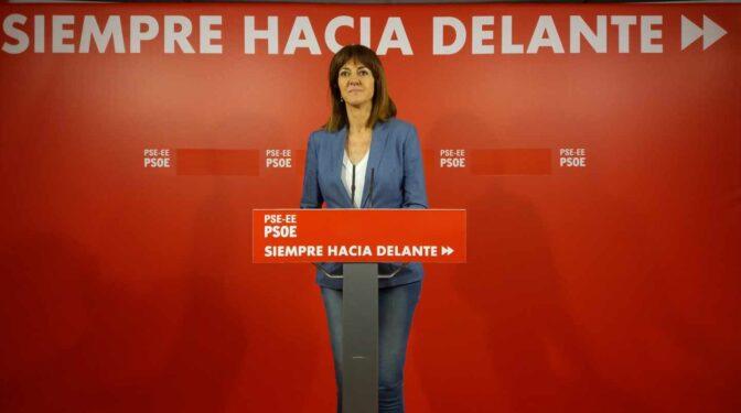 Idoia Mendia, la lideresa que rescató del pozo al socialismo vasco