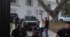 """Maduro pide cuentas a España por que Leopoldo López """"conspira"""" desde su embajada"""