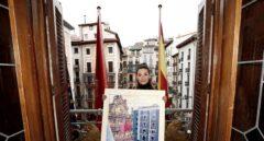 """""""Ayer soñé con un 6 de julio"""": así es el nuevo cartel de las fiestas de San Fermín"""