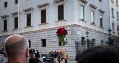 Alrededor de 8.000 personas despiden a Rubalcaba en el Congreso