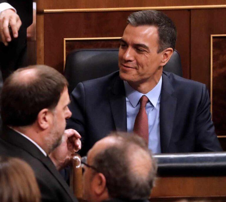 El Gobierno descarta que Junqueras se siente en la mesa bilateral de septiembre