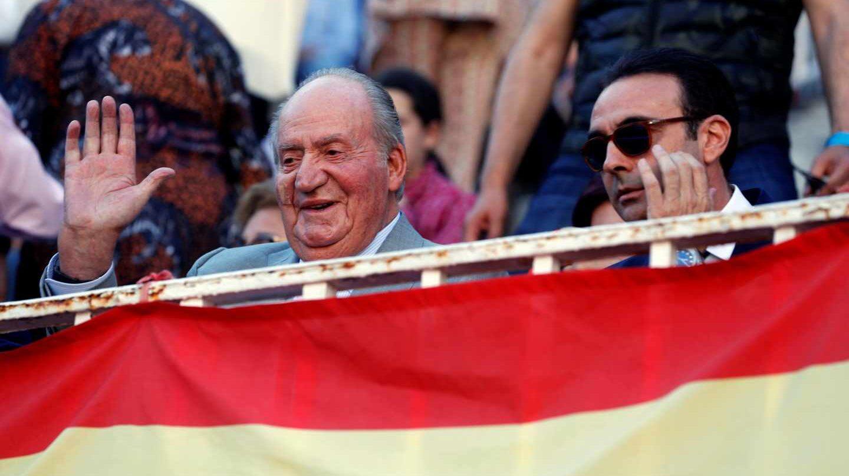 El Rey Juan Carlos, en Las Ventas.
