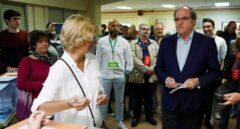 La izquierda mantiene el Ayuntamiento y recupera la Comunidad de Madrid por un estrecho margen