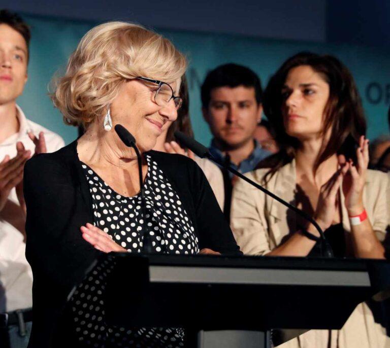 Carmena perdió la mayor parte de los votos de 2015 en el sur y mejoró en distritos 'ricos'