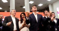 Cs no logra el 'sorpasso' al PP pero será decisivo en Madrid, Castilla y León o Aragón