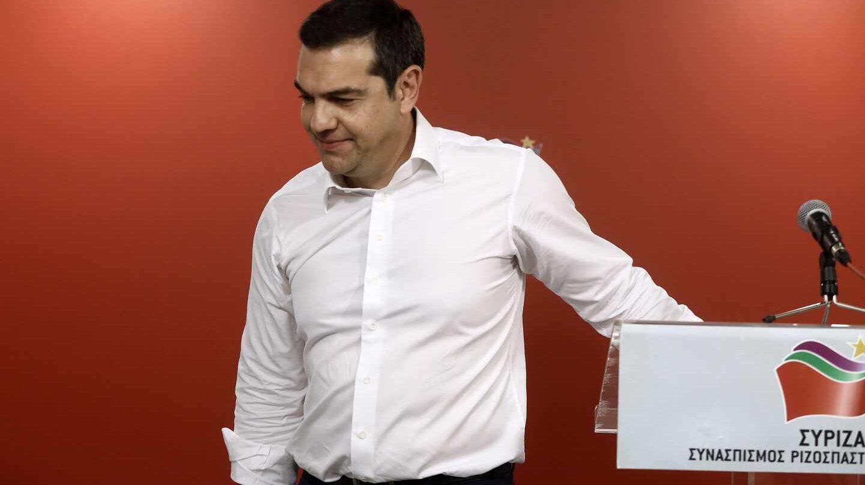 La bolsa griega se dispara ante la convocatoria de elecciones.