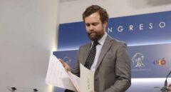 """Espinosa de los Monteros admite que cobró """"brevemente"""" en la campaña de Vox de 2014, financiada por el exilio iraní"""
