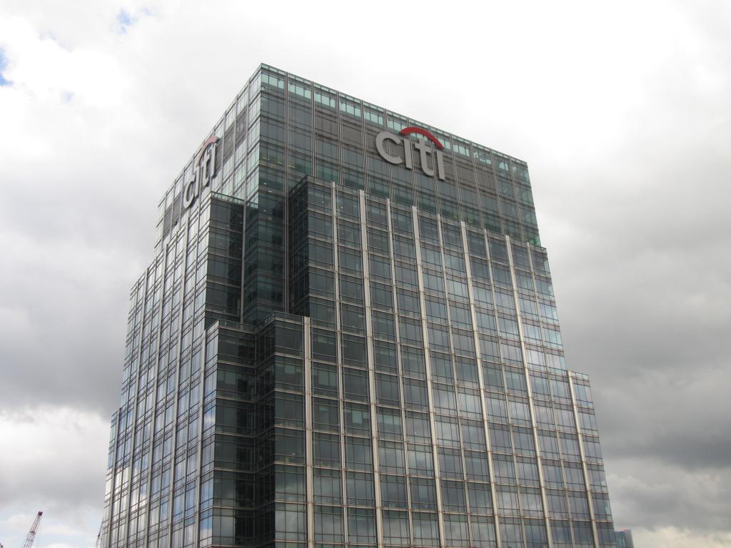 Sede de Citigroup.