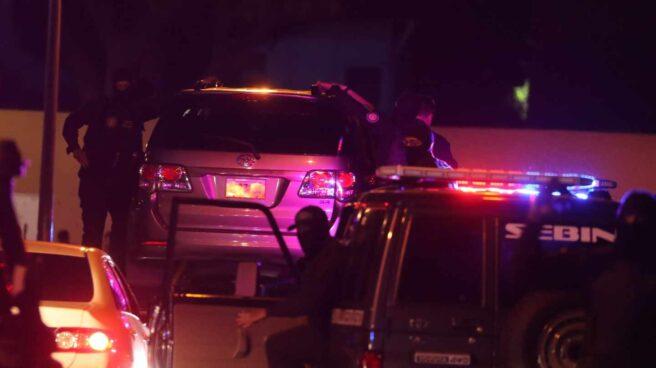 Agentes del Sebin arrestan a Edgar Zambrano
