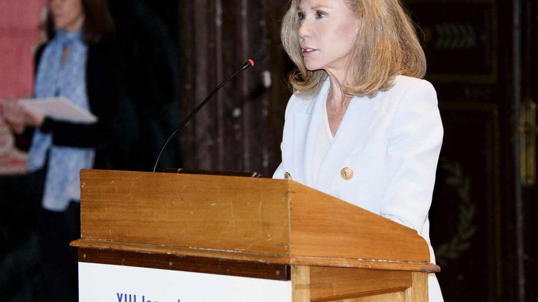 La financiera Alicia Koplowitz.