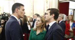 Casado anuncia que Ana Pastor será vicepresidenta de la Mesa del Congreso