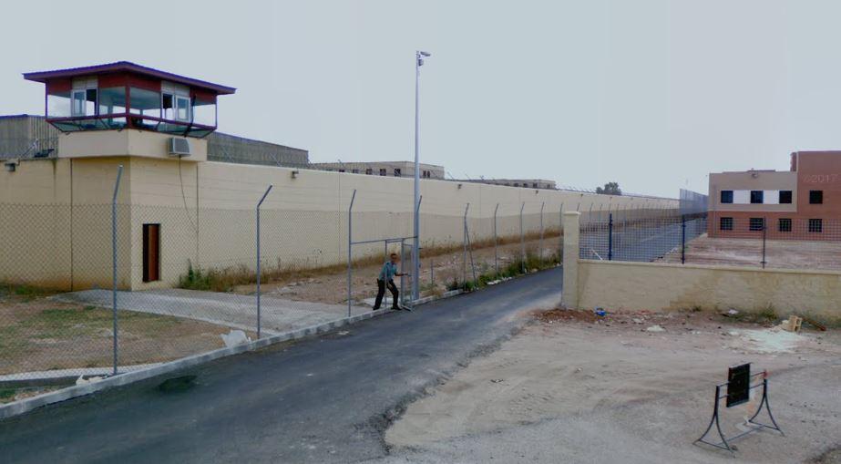 Centro penitenciario de Sevilla I.