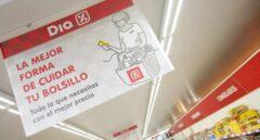 Dia se salva de la quiebra 'in extremis' al lograr el apoyo financiero de Santander