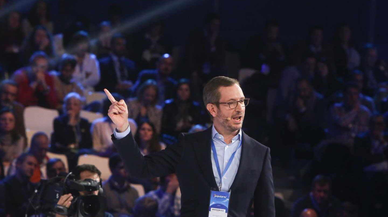El secretario de organización del PP, Javier Maroto