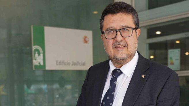 Francisco Serrano, juez de carrera y hoy diputado por Vox en el Parlamento de Andalucía.
