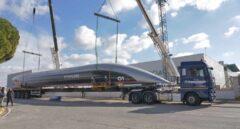 El Hyperloop de Málaga se estanca: Adif lleva meses sin noticias de Virgin