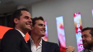 """Dirigentes de Cs presionan a Rivera: """"Abrirse a Vox provocaría un cisma interno"""""""