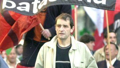 Josu Ternera, detenido en Francia tras 17 años fugado