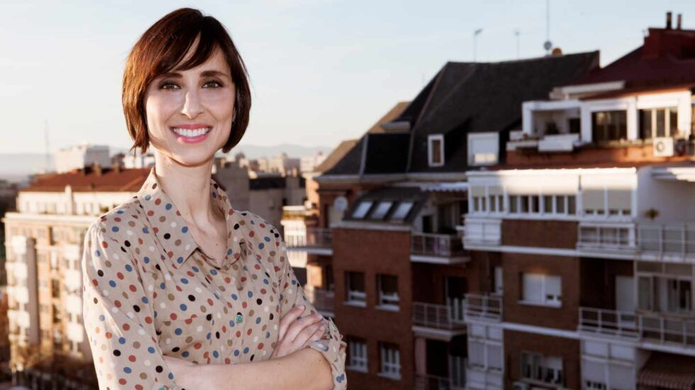 Julia Varela, comentarias de Eurovisión para RTVE y escritora.