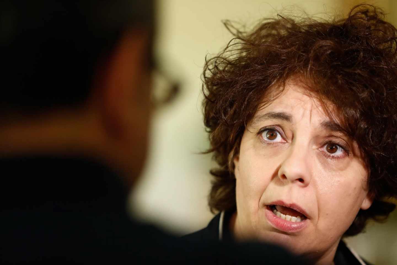 La vicepresidenta primera del Congreso de los Diputados, Gloria Elizo