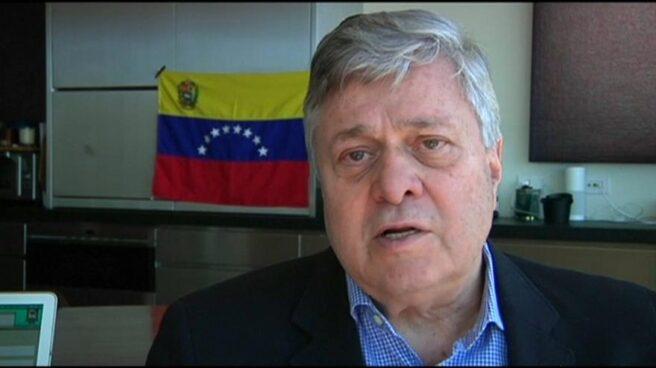 El padre del líder opositor venezolano Leopoldo López.