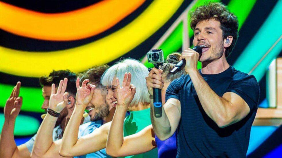Miki, representante de España en Eurovisión Tel Aviv 2019.