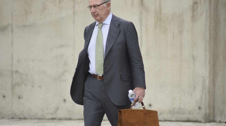 Rodrigo Rato, ex vicepresidente del Gobierno de España y ex ministro de Economía.