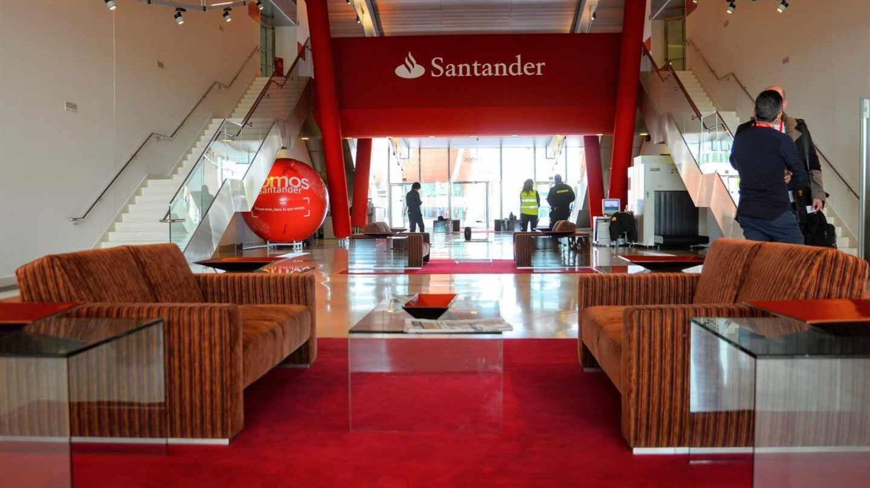 Ciudad Financiera de Santander.