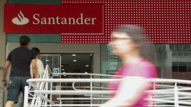 Siete directivos del Santander investigados por blanquear casi 74 millones de clientes VIP