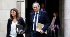 El Tribunal Superior de Justicia Cataluña procesa a Quim Torra por desobediencia