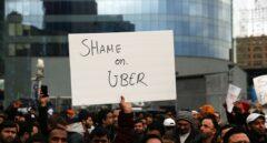 Los conductores de Uber en EEUU convocan paros a dos días de la salida a bolsa