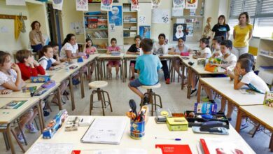 El 'temario alternativo' de los colegios de Euskadi: fraude, terrorismo y Cupo vasco