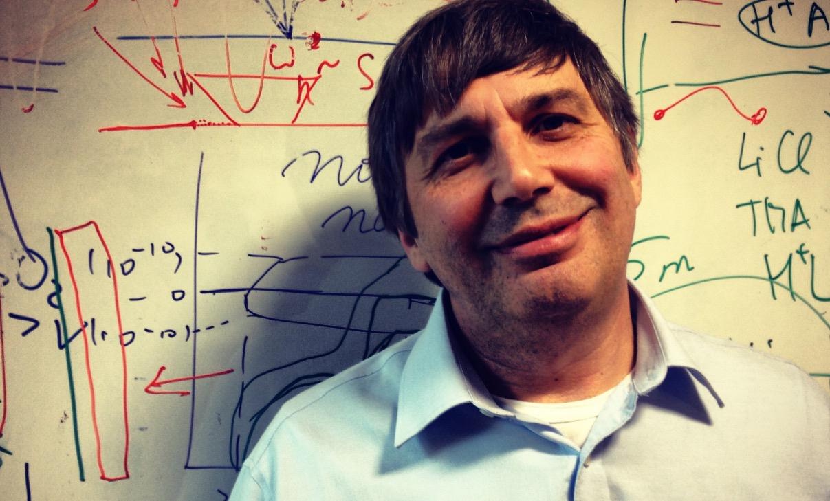 El 'creador' del grafeno Andre Geim
