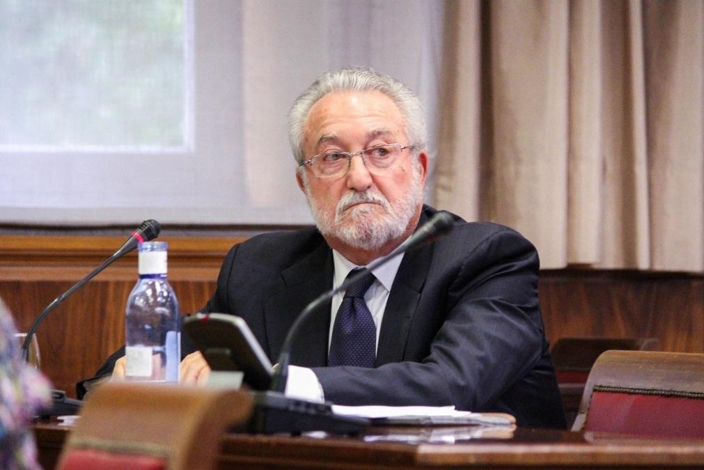 El exministro socialista Bernat Soria, despedido por la Junta de Andalucía.
