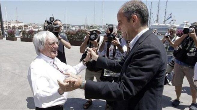 El expresidente de la Generalitat Francisco Camps.