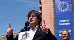 El Supremo mantiene vacante los escaños de Puigdemont y Comín en Europa
