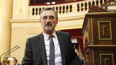 El presidente del Senado, Manuel Cruz, plagió a nueve autores en su manual de filosofía
