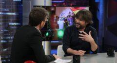 Pablo Motos y Jordi Évole, en 'El Hormiguero'.