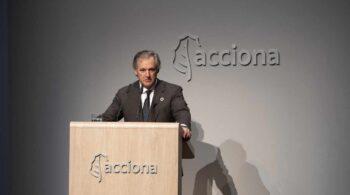 Los Entrecanales y Dancausa estrechan lazos en la junta de Acciona antes de la salida a bolsa de sus renovables