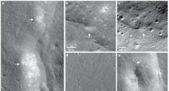La Luna llena no provoca terremotos, pero sí los padece por la Tierra