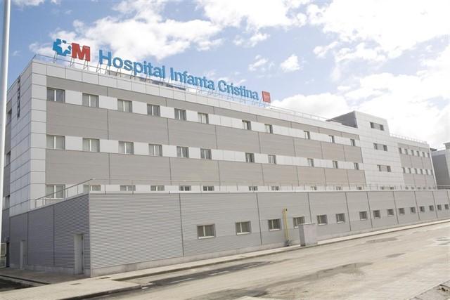 Hospital Infanta Cristina de Parla.