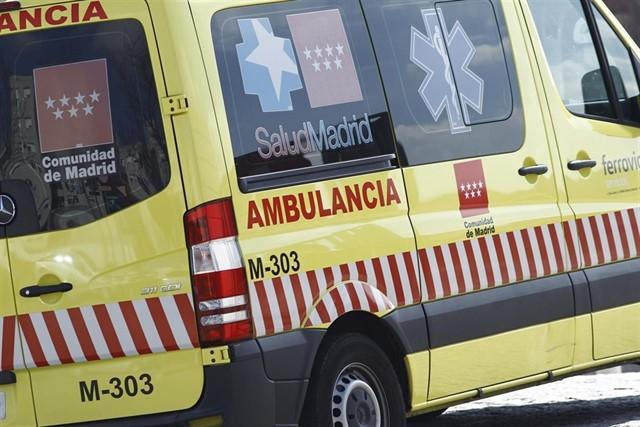 Una ambulancia del Summa-112.