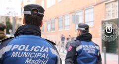 Detenidos dos policías municipales de Madrid por abuso sexual a una joven