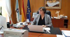 La alcaldesa de O Porriño, Eva García de la Torre.
