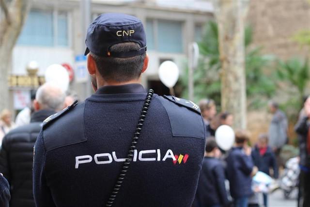 Agente del Cuerpo de Policía Nacional