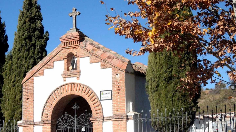 Cementerio municipal de Cabanillas del Campo (Guadalajara)