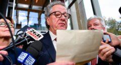 Geoffrey Rush, indemnizado con 2,8 millones de dólares por el diario que le acuso de acoso sexual