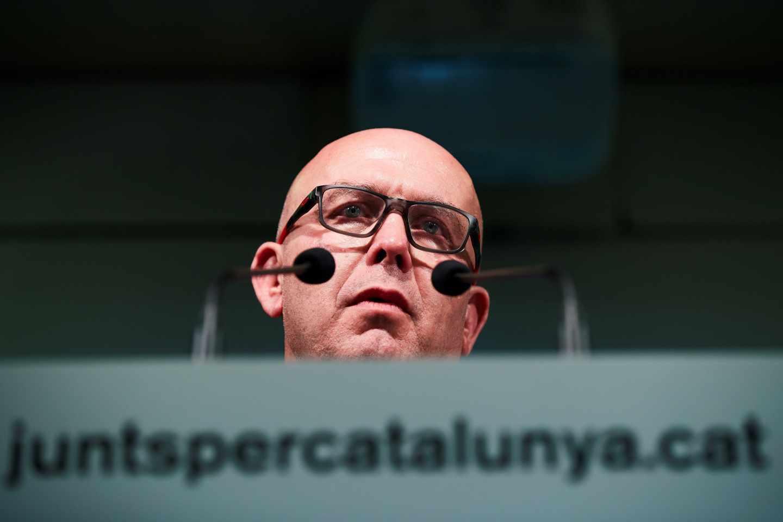 Gonzalo Boye, abogado de Carles Puigdemont y candidato de Junts per Catalunya.