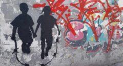 Cake $, el otro Banksy del muro de Cisjordania