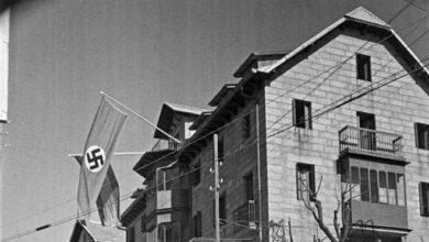El rastro 'fantasma' de la Alemania nazi en la sierra de Madrid